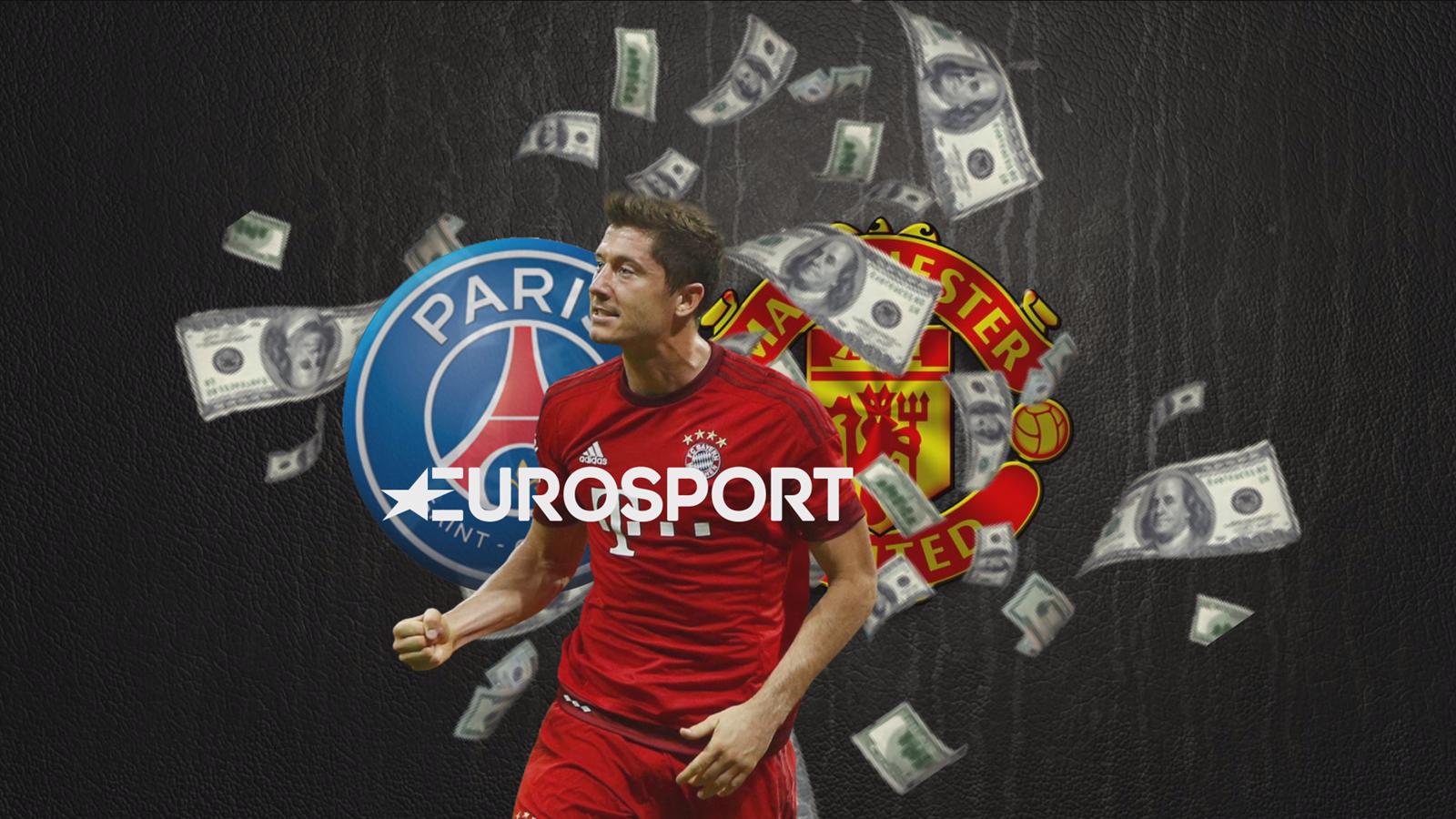 PSG & Man United tempt Lewandowski with €15m salary - Euro Papers