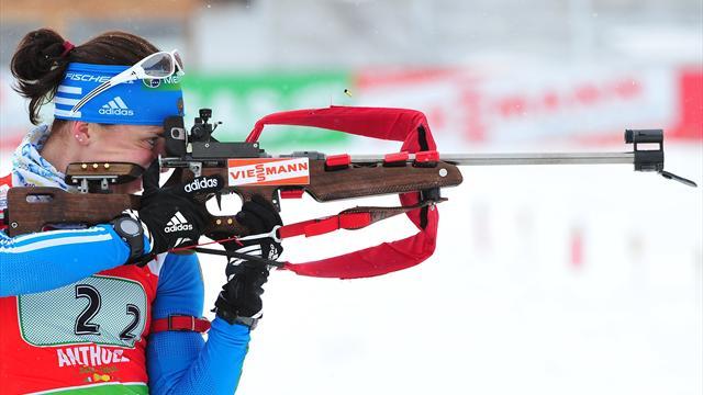 Слепцова выступит на этапе в Ханты-Мансийске