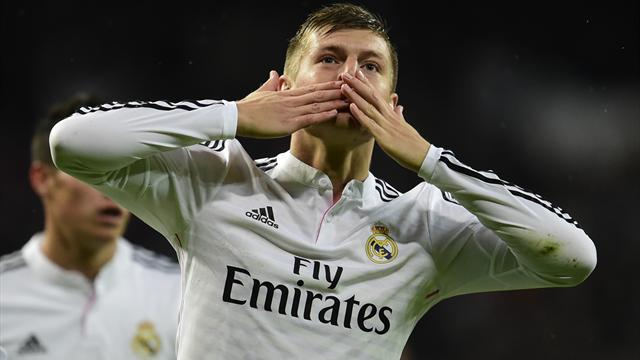 Paper Round: Manchester United reignite Kroos chase, Arsenal want Benteke