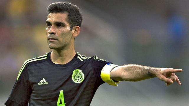 Marquez, capitaine du Mexique, sanctionné pour ses liens avec un cartel de drogue