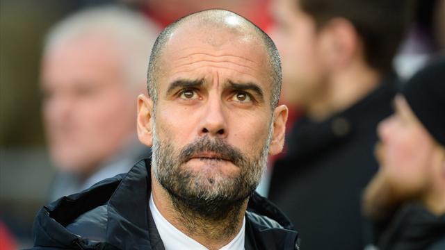 «Манчестер Сити» подтвердил подписание контракта с Гвардиолой