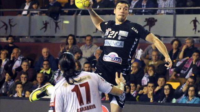 30-32. Naturhouse se medirá con el Barça en su primera final de Copa Asobal