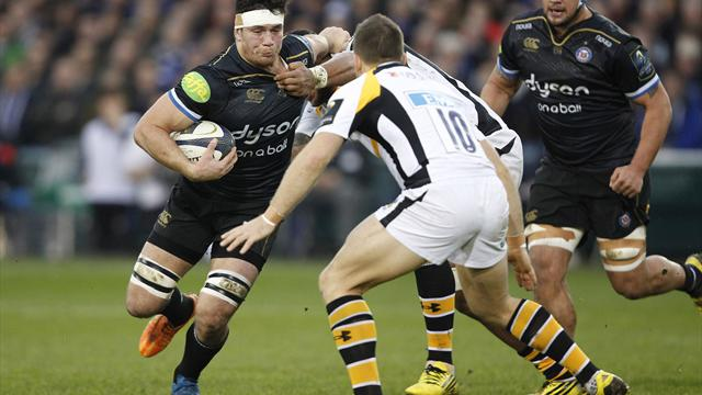 Jimmy Gopperth stars as Wasps win at Bath