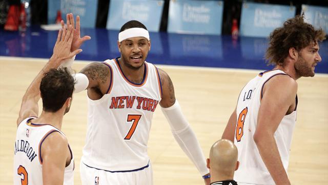 Top 10 : les�Knicks en haut du classement des �quipes NBA les plus ch�res