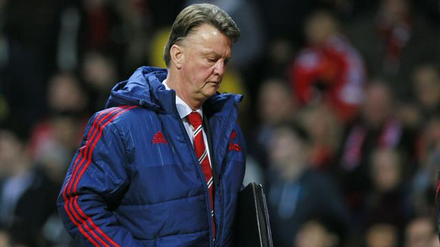Van Gaal: I'm worried about being chopped by United