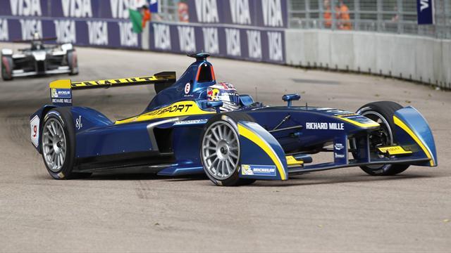 Renault e.dams announces season three line-up