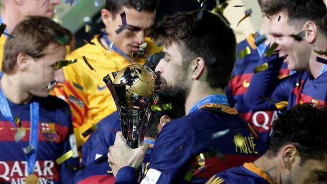 ¿Cuántos Mundialitos de Clubes ha ganado el Barcelona y el Madrid?