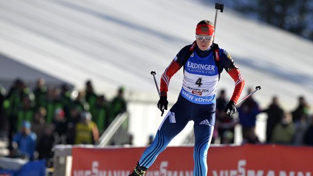 Подчуфарова включена в состав сборной России на этап в Ханты-Мансийске