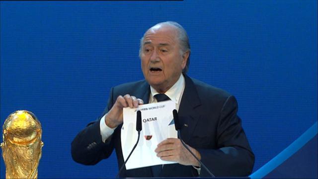 Катар обвинили вподкупе ФИФА радиЧМ