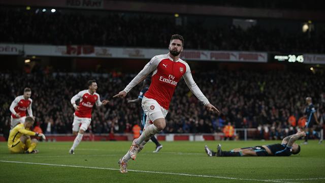 Arsenal, le break avant les fêtes
