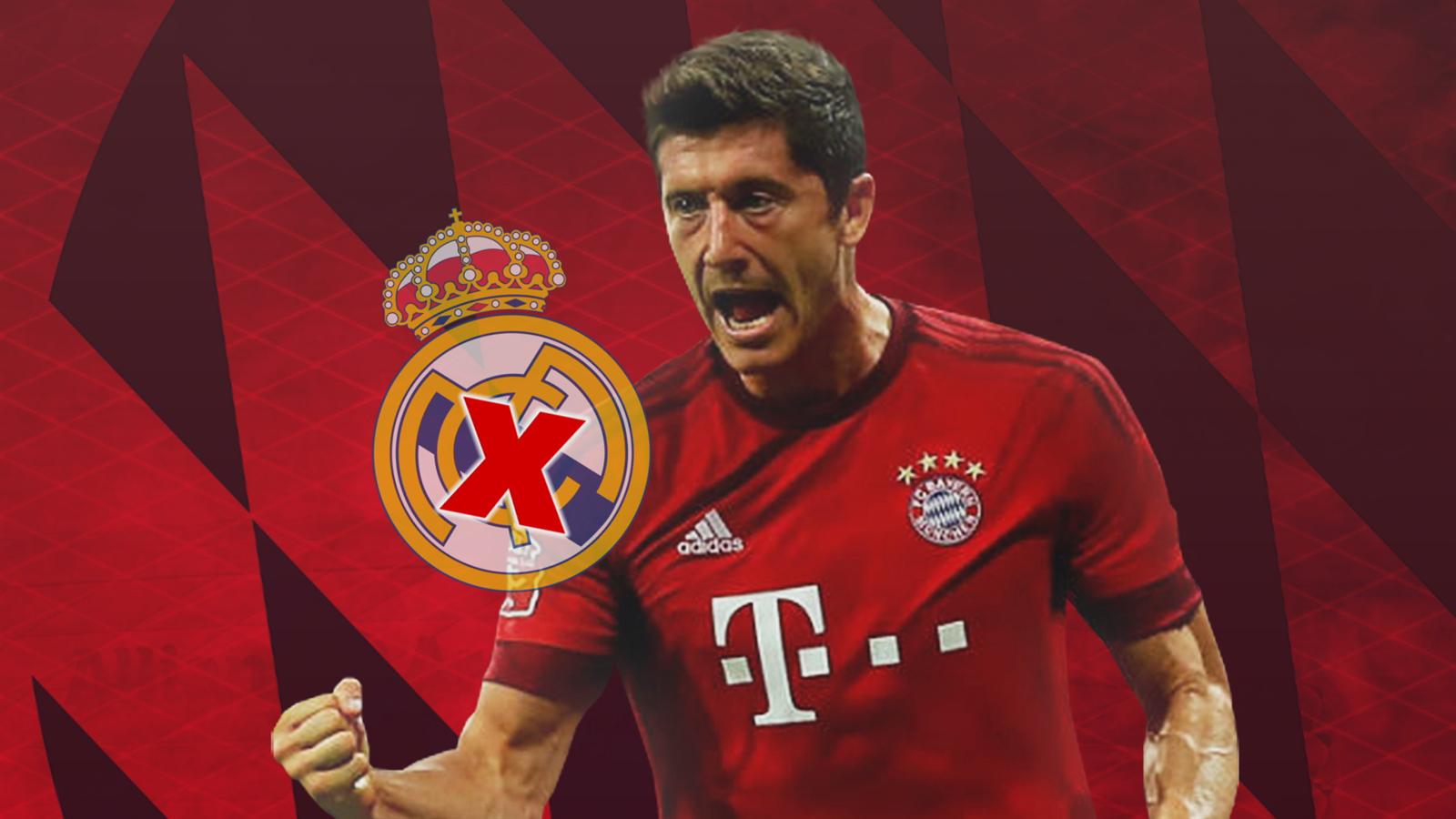 Ancelotti demands that Lewandowski stays at Bayern - Euro Papers