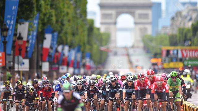 Äntligen Tour de France!