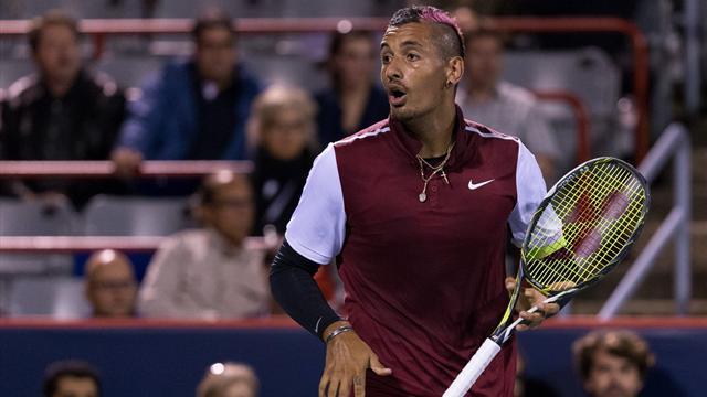 Кирьос завоевал первый титул в карьере
