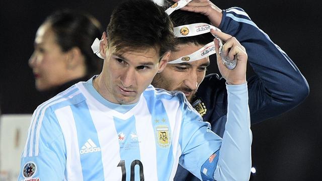 Месси, Батистута и Марадона попали в символическую сборную Аргентины всех времен