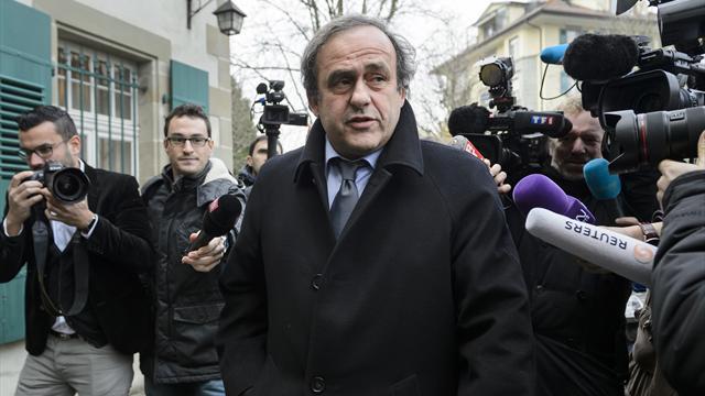 Après Blatter, Platini fait appel de sa suspension de huit ans
