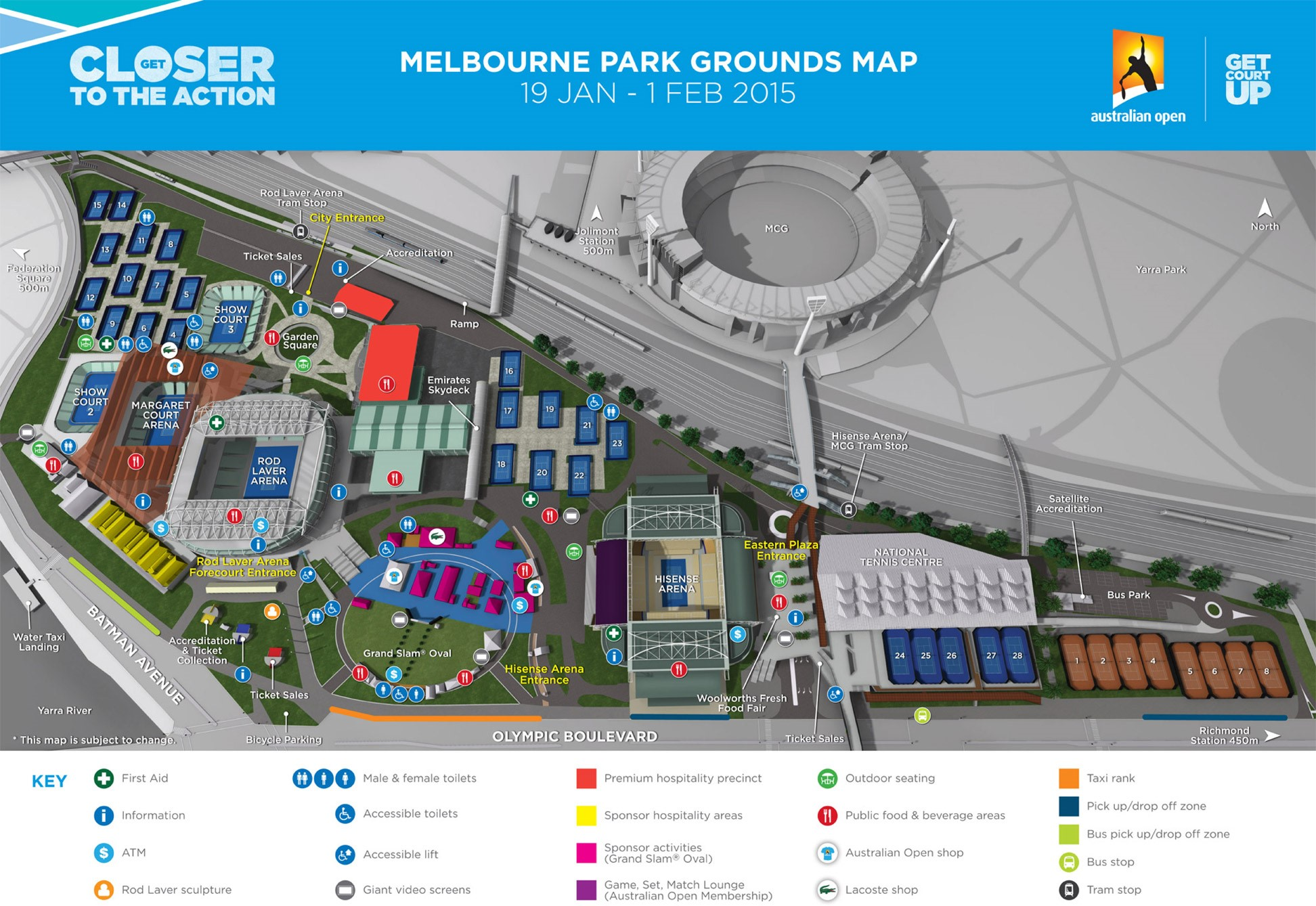 «Мельбурн Парк»-2015