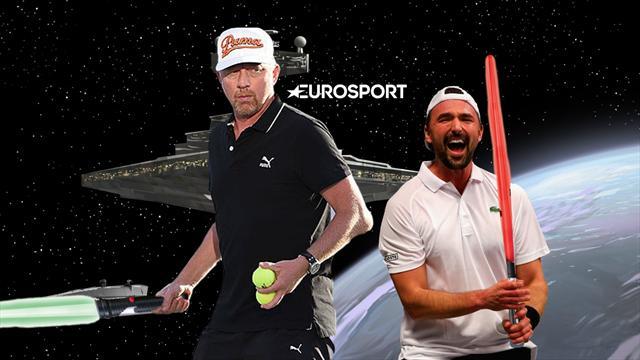 Магистрам ода. 5 известных теннисистов, ставших крутыми тренерами