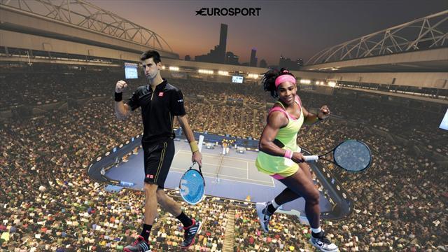Трансляции, ставки, даты: 5 главных вопросов об Australian Open-2016