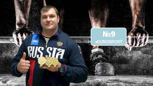 Наилучшайшие спортсмены года. №9 – Алексей Ловчев