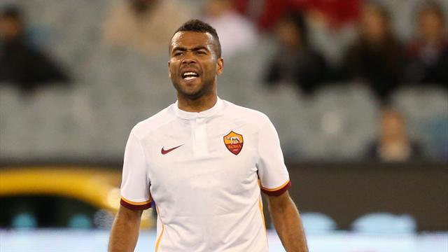 Ashley Cole 'agrees terms with LA Galaxy' after terminating Roma contract