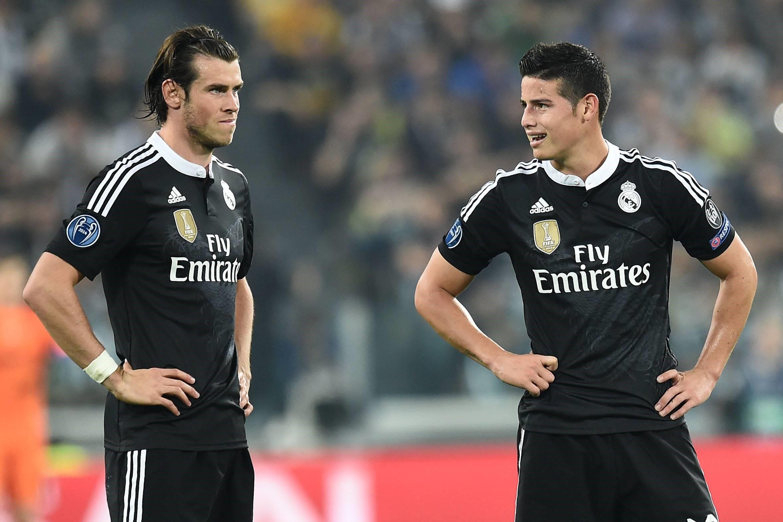 Гарет Бэйл и Хамес Родригес («Реал Мадрид»)
