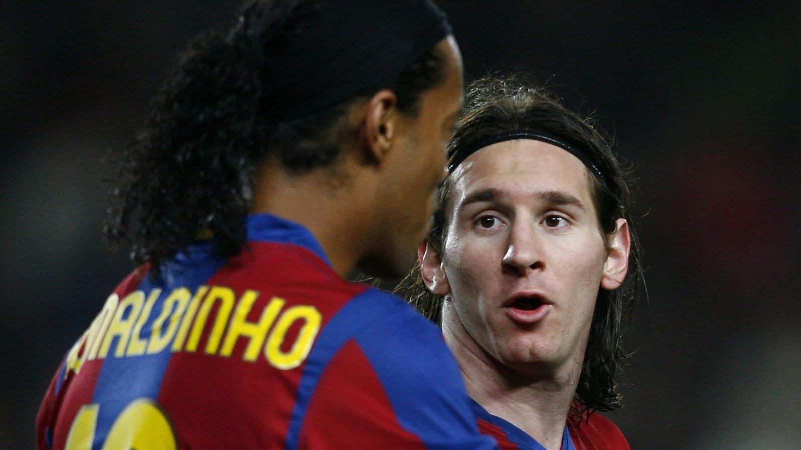 Ronaldinho: Lionel Messi still the best in world despite international failures - Liga 2016-2017 ...