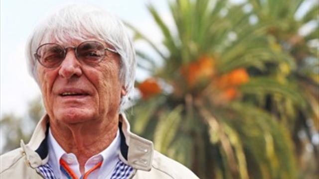 """Ecclestone : """"Renault a eu besoin d'aide, maintenant ils ont intérêt à gagner"""""""