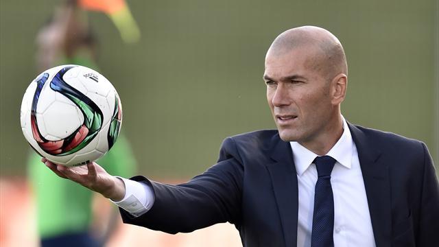 Composer son premier onze au Real Madrid : que feriez-vous à la place de Zidane ?