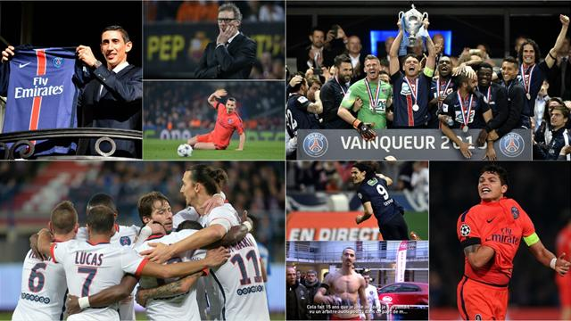 Avez-vous bien suivi le PSG en 2015 ?