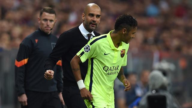 Guardiola verrät Geheimnis: So lief es wirklich mit Neymar und Bayern