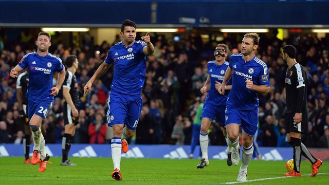 Diego Costa a quitté le côté obscur et retrouvé le chemin des filets