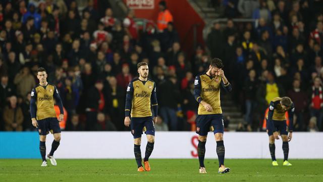 La dinde est mal passée et Arsenal a pris une bonne fessée