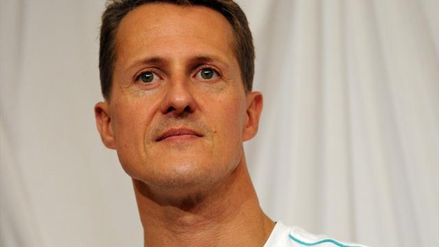 Quattro anni fa l'incidente di Michael Schumacher: un grande campione che non smette di lottare