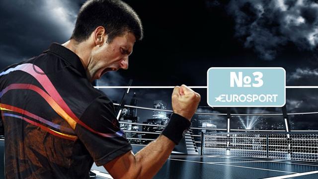 Наилучшайшие спортсмены года. №3 – Новак Джокович