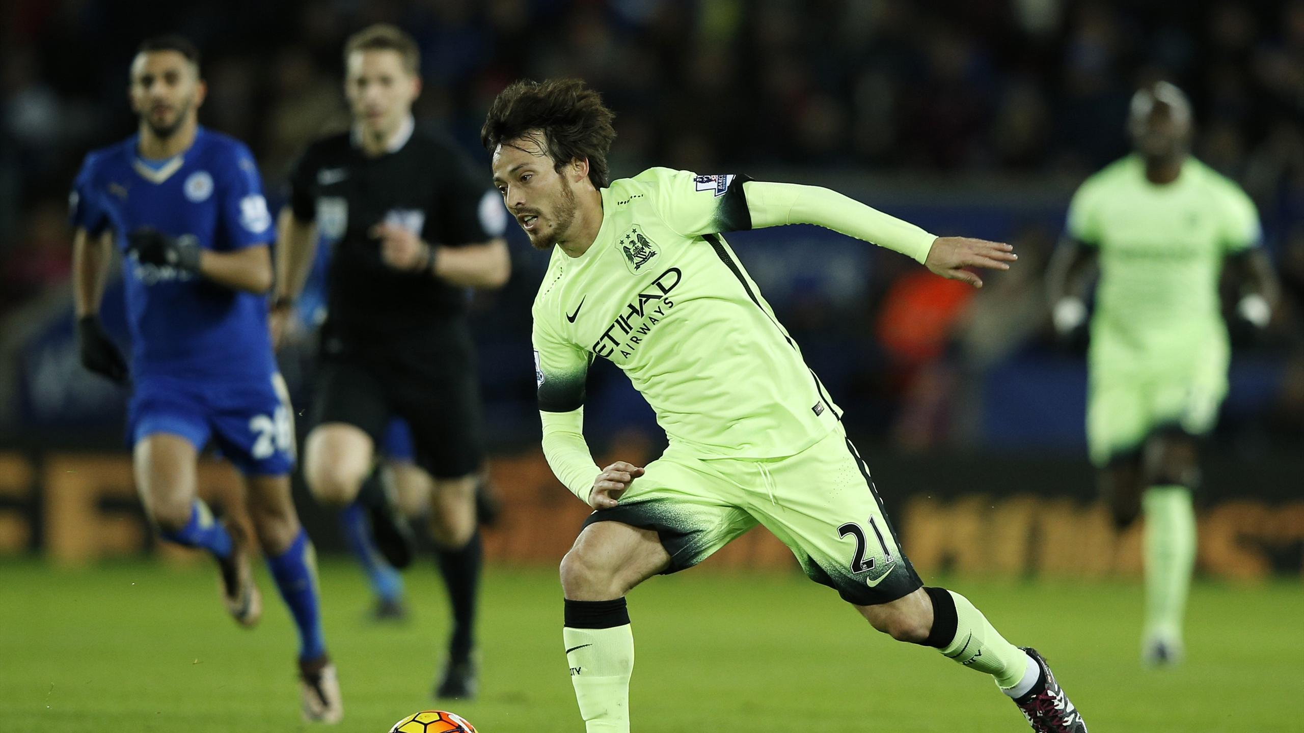 David Silva (Manchester City)