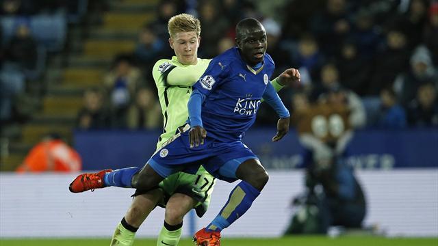 Leicester et Manchester City impuissants, c'est Arsenal qui fait la fête