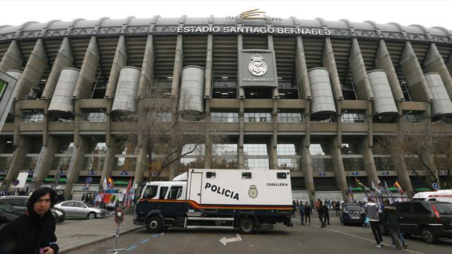 Tres detenidos del Legia de Varsovia por causar desórdenes públicos en Madrid