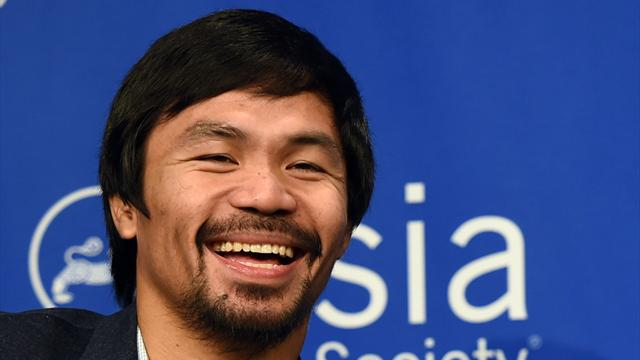 """""""Il nous a donné le feu vert"""" : le promoteur de Pacquiao annonce son retour"""