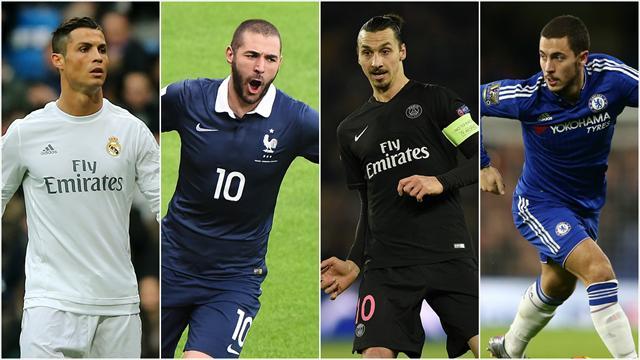 Les 20 qui vont faire l'année football 2016