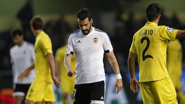 Villarreal enchaîne et enfonce le Valence de Gary Neville