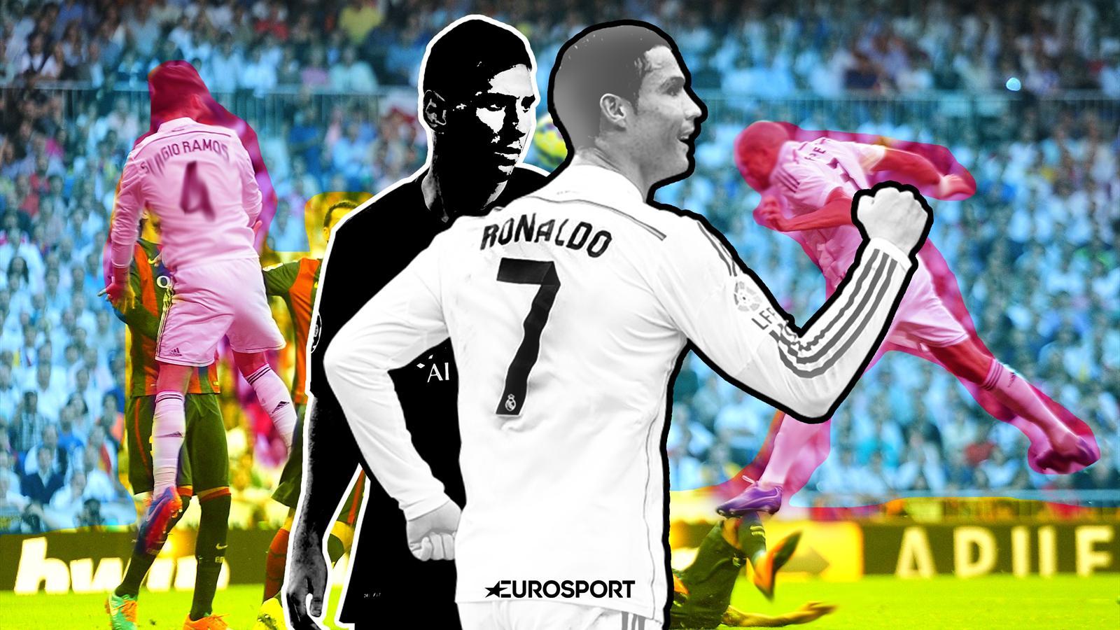 Месси против Роналду: 2015 год в цифрах
