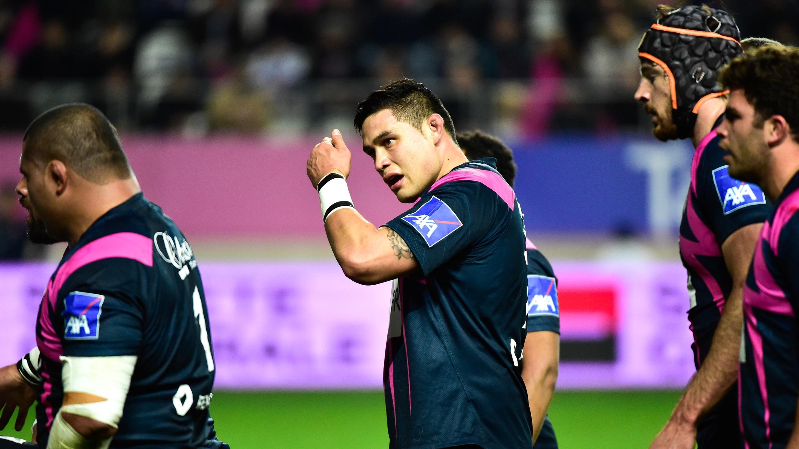 Raphaël Lakafia (Stade français)