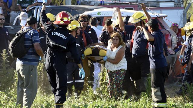 Un garçon de 10 ans et son père grièvement blessés dans un accident lors du prologue