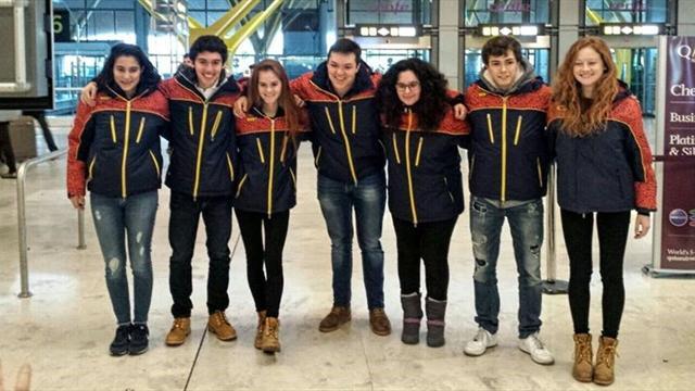 Las selecciones juniors, preparadas para el Mundial B de Lohja