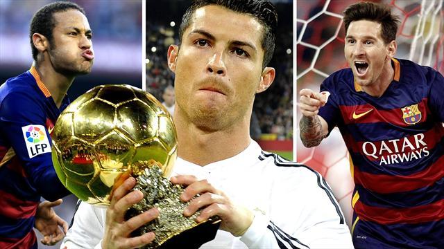 Ballon d'Or 2015 : tout ce qu'il faut savoir
