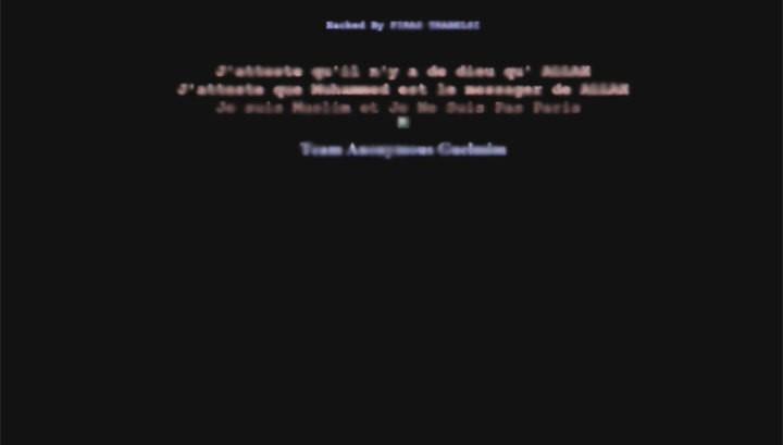 Официальный сайт «Локомотива» взломан