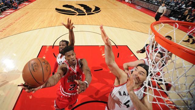 40 points en une mi-temps : Butler efface Jordan des tablettes des Bulls