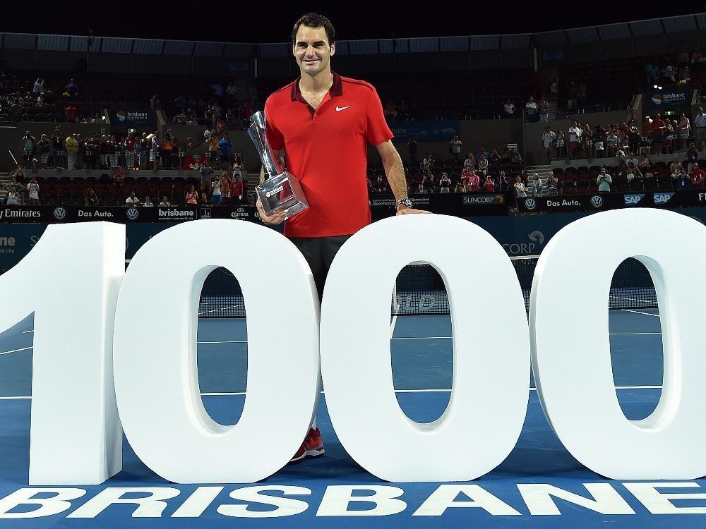 Роджер Федерер с великим рекордом