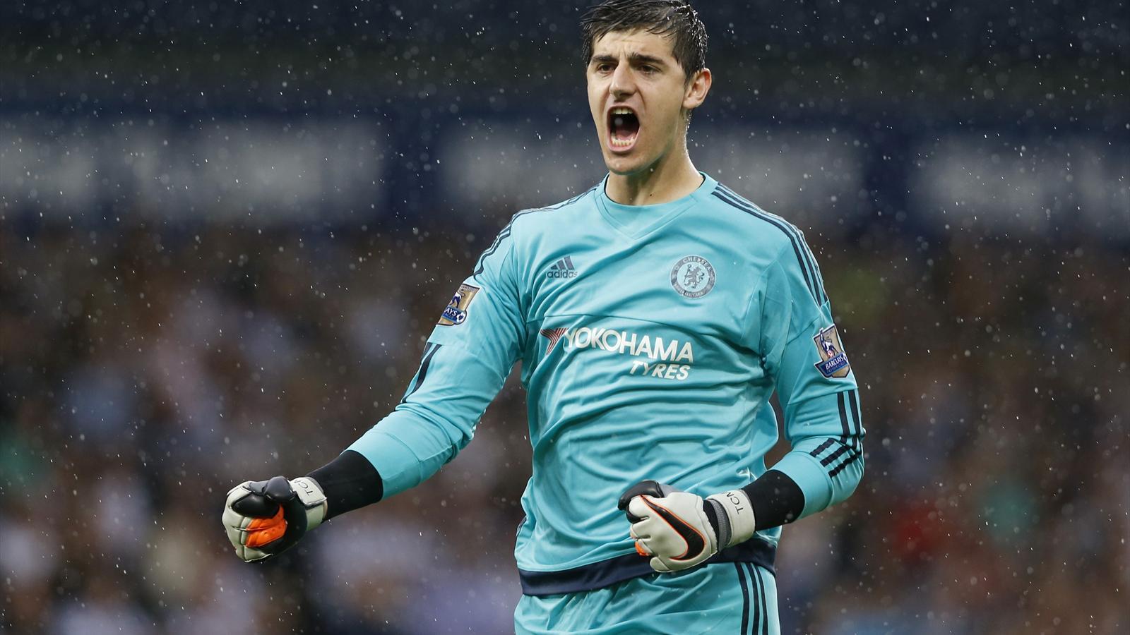 Paper Round: Real Madrid Eye Thibaut Courtois, Manchester