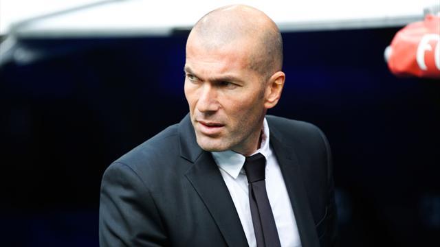"""""""Fatigué"""" par l'affaire de la sextape, Zidane espère une issue rapide pour Benzema"""